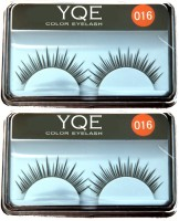 YQE Styling Eyelash Day and Night Pack(Pack of 2) - Price 165 79 % Off