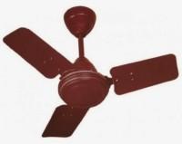 View Khaitan Zolta 3 Blade Ceiling Fan(Brown) Home Appliances Price Online(Khaitan)