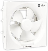 View Orient Electric Ventilator Dx 5 Blade Exhaust Fan(White) Home Appliances Price Online(Orient Electric)