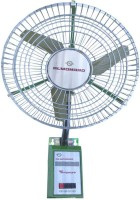 View Almonard 18 Air Circulator 3 Blade Wall Fan(green)