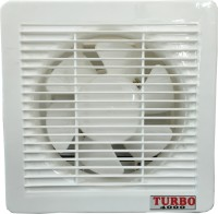 View Turbo 4000 Ventilation 10 inch 6 Blade Exhaust Fan(White) Home Appliances Price Online(Turbo 4000)