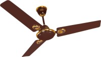 Polar Winspin 1200 mm 3 Blade Ceiling Fan(Brown, Pack of 1)