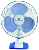 View Rich&Comfort Max 3 Blade Table Fan(Multicolor) Home Appliances Price Online(Rich&Comfort)