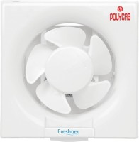 View Polycab Freshner(01) 5 Blade Exhaust Fan(White) Home Appliances Price Online(Polycab)