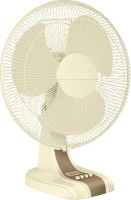 Luminous Mojo400 mm 3 Blade Table Fan(Butter)   Home Appliances  (Luminous)