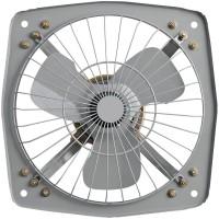 View Suntreck 9Copper Fresh Air 3 Blade Exhaust Fan(Grey)