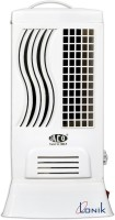 View Lonik LTPL-Twist Plus 1 Blade Tower Fan(White) Home Appliances Price Online(Lonik)