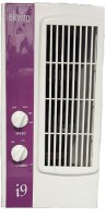 View Ekvira ROTATING MINI 1 Blade Tower Fan(WHITE) Home Appliances Price Online(Ekvira)