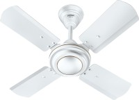 View Eveready Fans FAB M 600 White 4 Blade Ceiling Fan(White) Home Appliances Price Online(Eveready)