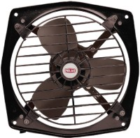 View Polar Clean Air Delux With Guard 1 Blade Wall Fan(Black) Home Appliances Price Online(Polar)