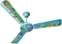 HAVELLS 1200MM SAFARI 1200 mm 3 Blade Ceiling Fan(Multicolor)