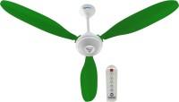 Superfan SuperX1 1200 mm 3 Blade Ceiling Fan(Green)