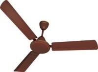 View Standard Breezer 1200mm 3 Blade Ceiling Fan(Brown) Home Appliances Price Online(Standard)