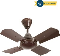 View Citron CF002 4 Blade Ceiling Fan(Brown) Home Appliances Price Online(Citron)