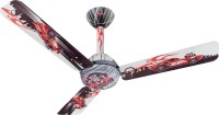 USHA Hot Wheels Roger-Dogger 1200 mm 3 Blade Ceiling Fan(Multicolor)