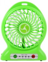 View Shopimoz Mini Portable Wireless USB Fan(Green) Laptop Accessories Price Online(Shopimoz)