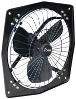 View SONI Fresh Air 9 Inch 3 Blade Exhaust Fan(Black) Home Appliances Price Online(Soni)