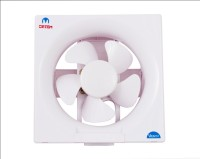 View Ortem VENTY 3 Blade Exhaust Fan(White) Home Appliances Price Online(Ortem)