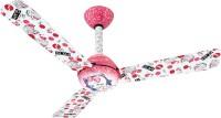 USHA Barbie Kids 3 Blade Ceiling Fan(Multicolor)