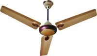 View Ovastar Air Flow 4 Blade Ceiling Fan(Brown, Gold) Home Appliances Price Online(Ovastar)
