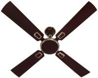 USHA Allure 1200 mm 4 Blade Ceiling Fan(Brown)