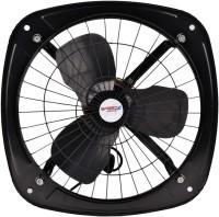 View Speed waves Speed 12 3 Blades 3 Blade Exhaust Fan(Black)