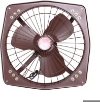 View Comforts 9 Fresh Air 3 Blade Wall Fan(Brown)