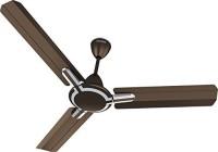 STANDARD Premium Deco pearl 1200mm 1200 mm 3 Blade Ceiling Fan(Brown)