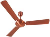LUMINOUS Enchante - Antique Copper 1200 mm 3 Blade Ceiling Fan(Brown)