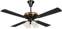 USHA Fontana Lotus 3 Blade Ceiling Fan(Multicolor, Pack of 1)