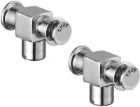Kamal Filter Push Cock (Set of 2) Push Cock Faucet(Wall Mount Installation Type)