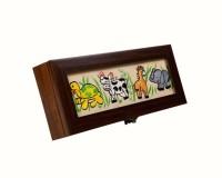 I Village JC38A Wooden Gift Box(Beige)