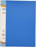 Solo Display File(Set Of 1, Blue)