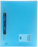 Solo Plastic Insert-x File(Set Of 5, Frosted Blue)