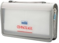 Solo Computer CD Wallet(Set Of 1, Frosted White)