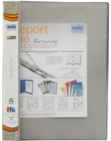 Solo Report File(Set Of 10, Grey)