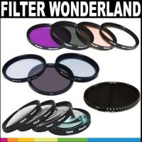 Polaroid Optics 52Mm Filter Wonderland Kit Polarizing Filter (CPL)(52 mm)
