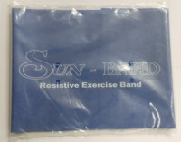 Sun Band 0401-013 Fitness Band(Blue, Pack of 1)