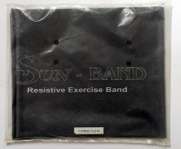 Sun Band 0401-014 Fitness Band(Black, Pack of 1)