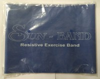 Sun Band 0401-005 Fitness Band(Blue, Pack of 1)