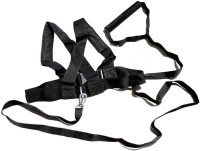 Sahni Sports Shoulder Resistance Harness Fitness Band(Black, Pack of 1)