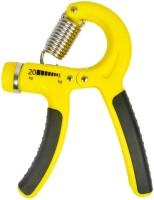 Kobo Hand Grip Adjustable (5 To 20 Kg) Hand Grip/Fitness Grip(Yellow, Black)