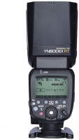 Yongnuo Wireless Speedlite YN-600EX-RT for Canon Flash(Black)