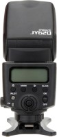 Axcess Viltrox JY620 Mini LCD Speedlite for All DSLR Cameras Flash(Black)