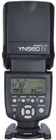 Yongnuo YN-560IV Wireless Speedlite for Canon,Nikon,Pentax, Fujifilm,Olympus,Panasonic Flash(Black)