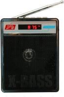 Yuvan SL - 413 USB / SD Player With FM Radio(Black)