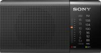 SONY ICF-P36 Compact Portable Radio FM Radio(Black)