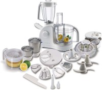 GLEN GL4052SX 700 W Food Processor(White)