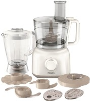 Philips HR 7628/00 650 W Food Processor(White)