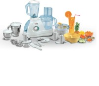 Kenstar KFR60W4M-DBE 600 W Food Processor(White)